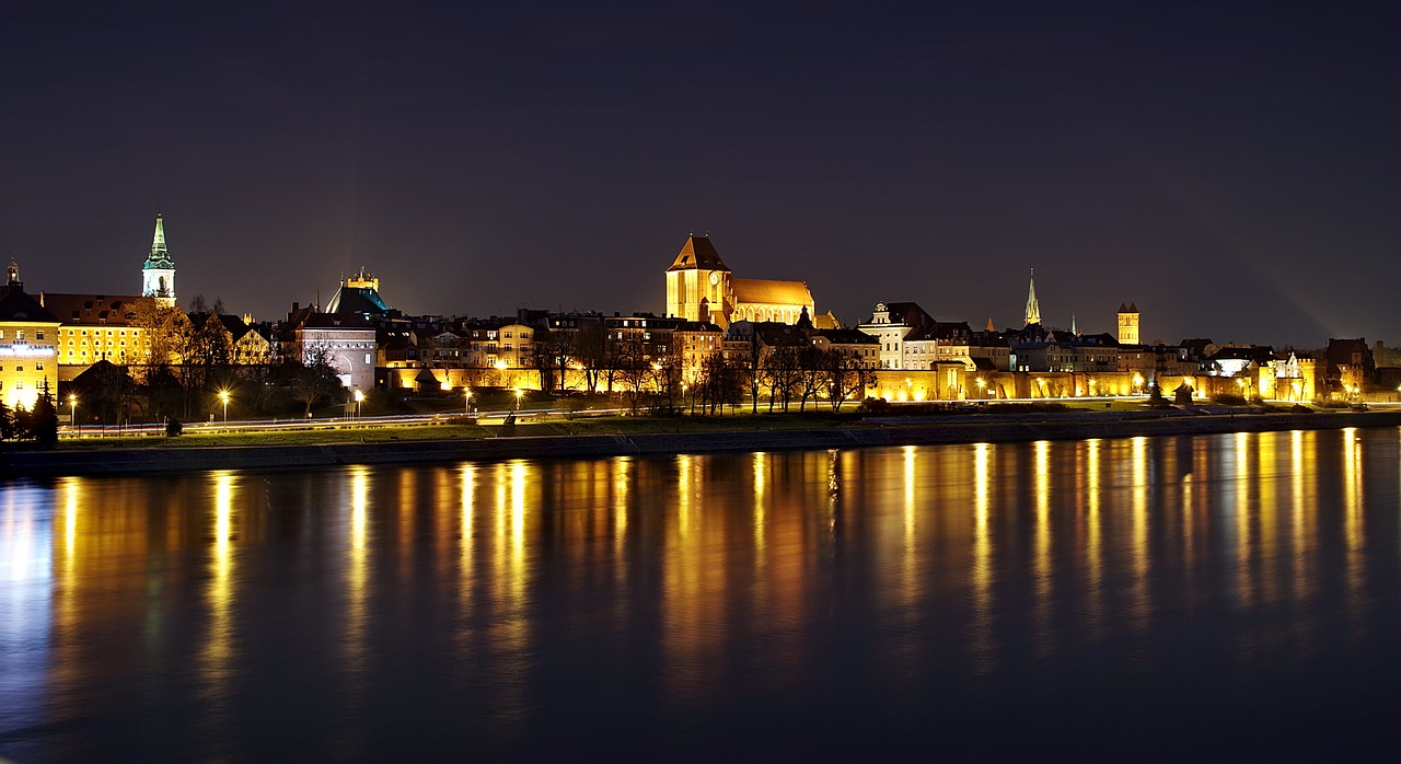 Tanie noclegi Toruń