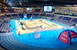 Arena lekkoatletyczna w Toruniu